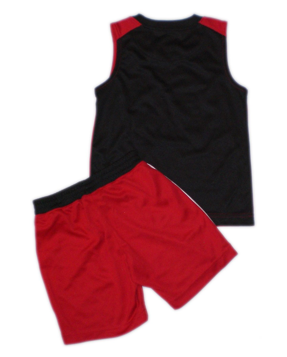 Nike Jordan Jumpman Toddler Tank-Top & Short, Size 2T