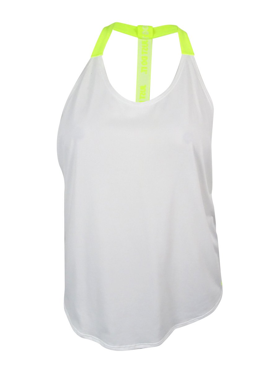 Nike Elastika 2.0 Womens Training Tank Top 648571-100, X-Large, White