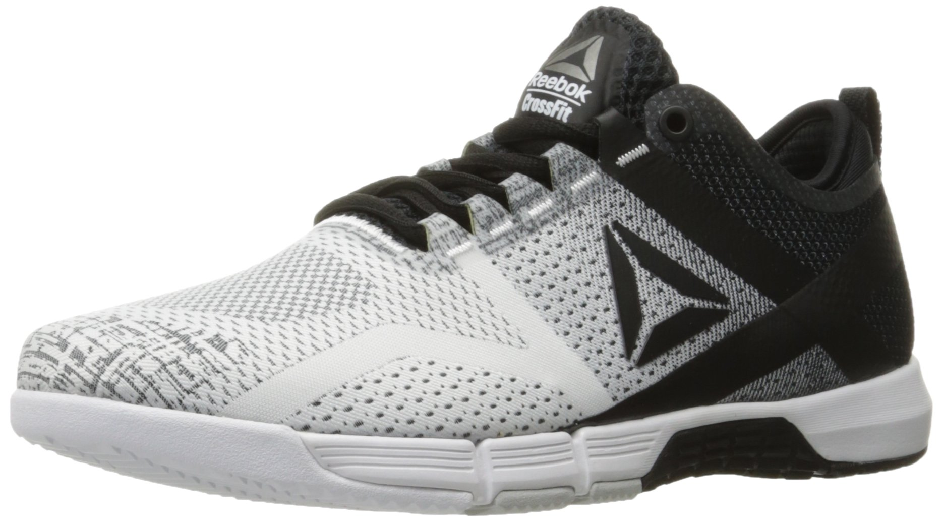 Reebok Women's Crossfit Grace TR Running Shoe, White/Black/Cloud Grey/Pewter, 9 M US